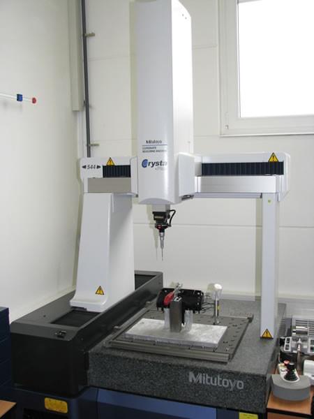 Mitutoyo 3D CNC